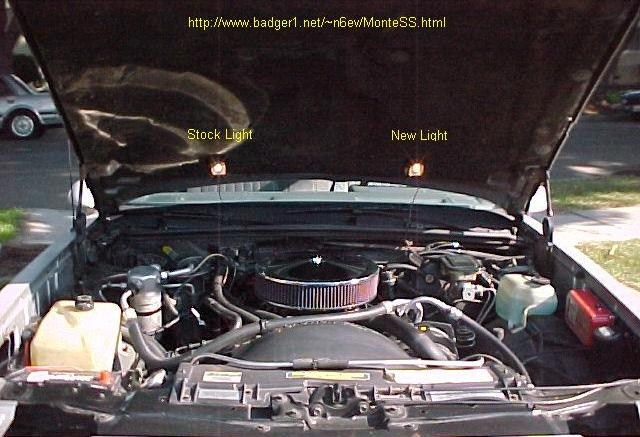 Engine Light Modification