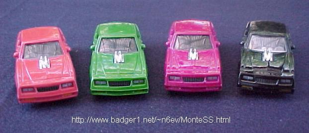 4 Beastmobiles
