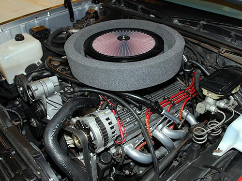 Custom Made Air Cleaners : Custom air breathers for cars bing images